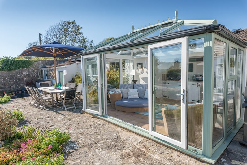Facilities at Glenacres - Luxury Holiday Cottage in Seatown, Dorset