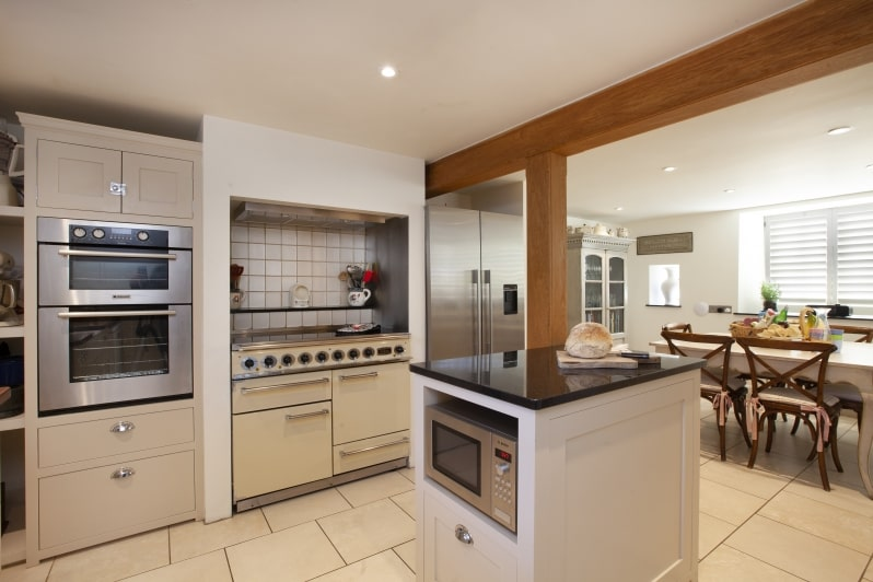 Kitchen at Glenacres - Luxury Holiday Cottage in Seatown, Dorset
